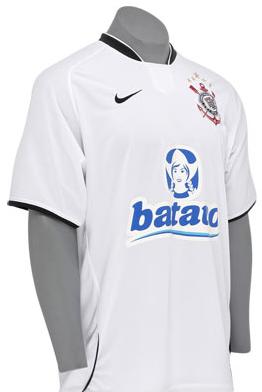 Camisa 1 do Corinthians de 2009